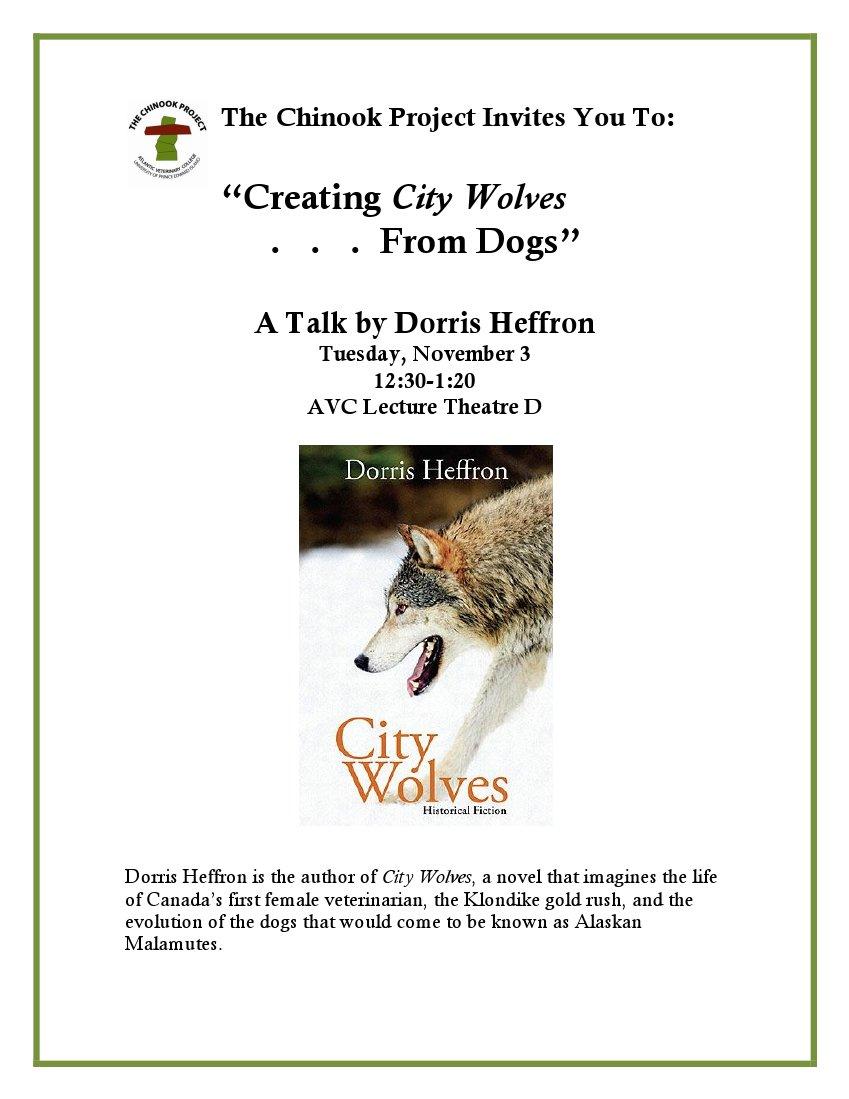 Dorris Heffron CITY WOLVES